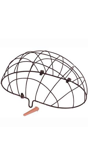 Basil Jaula para cesta de animales Pluto - negro